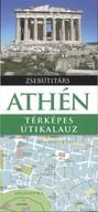 Athén - Térképes útikalauz /Zsebútitárs