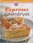 Expressz sütemények - Édes kis könyvek