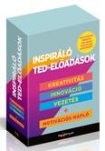 Inspiráló TED-előadások díszdobozban - Nem hivatalos válogatás 300 előadó legfontosabb gondolataiból
