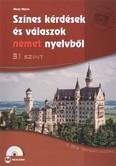 Színes kérdések és válaszok német nyelvből /B1szint + 7 óra hanganyag